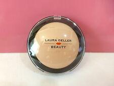 New Laura Geller Baked Setting Powder - Medium Full Size 9 g.