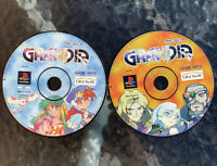 *DISKS ONLY* Grandia Playstation 1 One PS1 PSOne PS PSX
