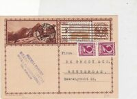 austria 1931  stamps card ref 20944