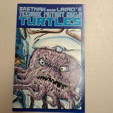 Teenage Mutant Ninja Turtles (1984) #7-2ND printing (1989) RARE Mirage Studios