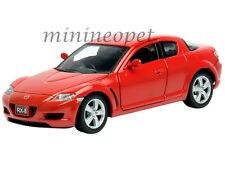 MOTORMAX 73323 MAZDA RX-8 1/24 DIECAST RED