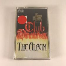 Phatty Banks ‎– Club Drama The Album SEALED CASSETTE M / M MIDWEST, SUPERTIGHT