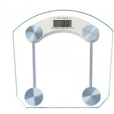Square Digital Glass Weighing Scale Personal Body Weigh Scale Weight Machine 12