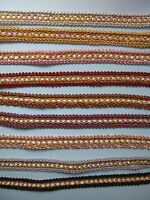 Braid Gimp Trim 17mm Wide Upholstery Craft Edging X 1 YARD