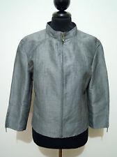 MARELLA Giacca Donna Lino Seta Silk Flax Woman Jacket Blazer Sz.S - 42