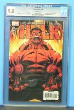 2008 Marvel Hulk #1 1st Appearance Red Hulk CGC Graded 9.8 Rare Hot Key