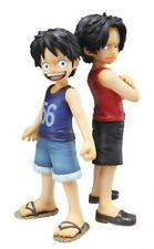 NEW Megahouse One Piece - P.O.P CB-EX Luffy & Ace Brother Bond PVC Figure F/S