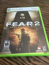 Fear 2 Xbox 360 Cib Game XG3
