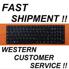 NEW GERMAN keyboard for Lenovo Ideapad & Yoga 510-15ISK 510-15IKB Tastatur