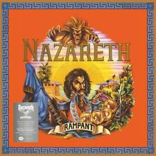 Nazareth - Rampant (1LP Blue Vinyl) 2019 Salvo NEU!