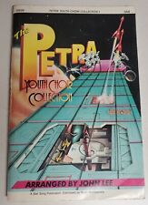 PETRA YOUTH CHOIR COLLECTION I SONGBOOK PIANO VOCAL GUITAR SHEET MUSIC BOOK