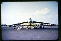 1950's USAF Boeing B-47 Stratojet #962 Aircraft, Original Slide d19a
