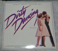 1987 Dirty Dancing Original Soundtrack LP