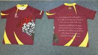 RRF Royal Regt of Fusiliers Oath of Allegiance Rugby shirt, Army v Navy Rugby