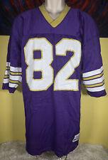 Vintage Men's Champion #82 Football Jersey Purple / Gold Washington Huskies ???