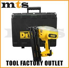 DEWALT DC618  XRP 18V CORDLESS 16 GAUGE ANGLED FINISHING FIXING NAIL GUN IN CASE
