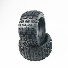 AU Rear Off road tyre tire set including for Rovan KM  HPI 1/5 baja 5B Digger