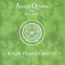 ASHER QUINN: HIGH PLANES MUSIC (CD.)
