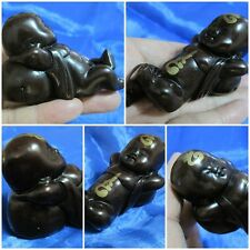 Resin Statue Thailand Happy Children Holy Amulet B11