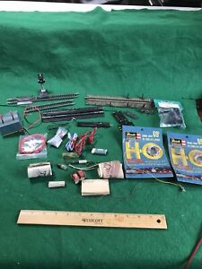 HO Scale TYCO Plus Electronic Stuff Slow Switch Track Nice Condition (HO91315)