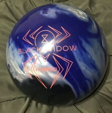 NEW 15 LB Hammer Black Widow Hybrid Rare Overseas Bowling Ball