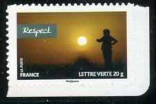 STAMP / TIMBRE FRANCE AUTOADHESIF N° 812 ** FEMMES DE VALEUR / RESPECT