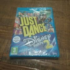 JUST DANCE DISNEY PARTY 2 NEUF NINTENDO WII U