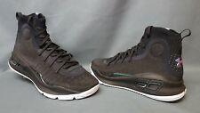 Under Armour Curry 4 Basketball Sneakers Mesh Black White Mens Size 8.5 NWOB!