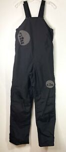 Gill Pro Salopettes Water Boat Black Sport Overall Woman 6 Water Wind Sealed