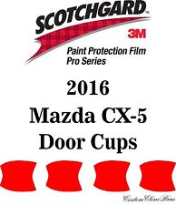 3M Scotchgard Paint Protection Film Pro Series Pre-Cut Clear Kit 2016 Mazda CX-5