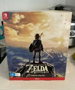 The Legend of Zelda: Breath of the Wild Limited Edition (Nintendo Switch, 2017)