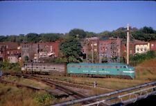 New York Central (NYC) E Units @ Rensselaer Passenger Car Yard - Color Print