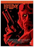 Hellboy Directors Cut 3 disc DVD with Rasputin's Journal