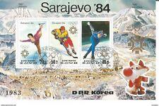 Block 150 Sarajevo 84 Olymipische Winterspiele