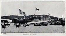 1900  --  LA SEYNE   LANCEMENT DU BAYAN    3K853