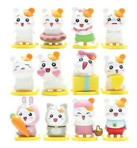 Ebichu Mini Figure 4pcs Set 1/2/3 TV Animation Character EBICHU Hamster