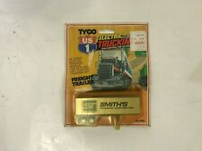 TYCO US1 TRUCKING Smiths Freight trailer New on card #3929