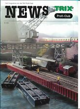Trix News Profi-Club 04/2002 magazine Nederlands