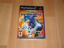 Sonic: Gems Collection (Sony PlayStation 2, 2005, Colección de 9 Juegos de la Sonic the Hedgehog Serie)