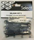 Select by Helion - Adjustable Turnbuckle Set (Avenge) - HLNS1571 - RC Parts NEW