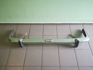 Rear bumper made in the USSR with linings and brackets LADA 2103
