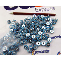 "100pcs Screw for HP 3.5"" HDD Blue Isolation Mounting screws 450712-001"