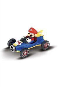 Puppe Carrera RC 2,4 Ghz 370181066 Nintendo Mario Kart Mach 8,Mario