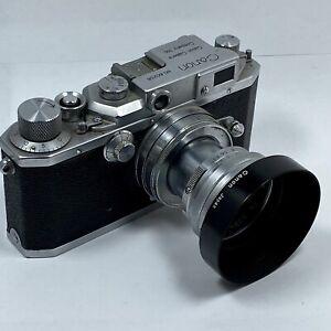 [Near Mint] Canon Metal Lens Hood For 50mm f1.8 35mm f2.8 42mm  Mint.