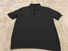 Fred Perry Knitted Polo Shirt - Medium USED