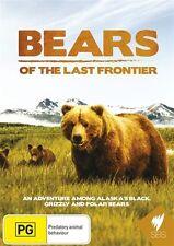 Bears Of The Last Frontier (DVD, 2012) New  Region Free