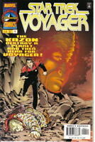 Star Trek: Voyager Marvel Comic Book #4, 1997 Near Mint