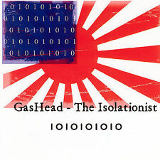 The Isolationist * by Gashead (CD, May-2008, Fist Mu...
