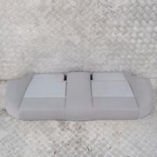 BMW 3 Series E90 Interior Rear Seat Couch Bench Base Stoff Fluid Grau Grey