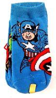 Marvel Avengers Assemble Boy/'s Toddler Socks 3 Pair Set Size 2T-4T NWT